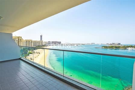 1 Bedroom Apartment for Sale in Palm Jumeirah, Dubai - Genuine Re-Sale | Great Views | Stunning Condition