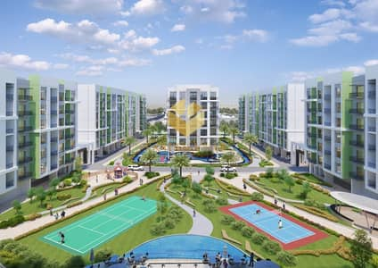 شقة 1 غرفة نوم للبيع في الورسان، دبي - PAY ONLY 2900 and own your apartment in Dubai