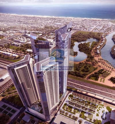 Studio for Sale in Business Bay, Dubai - Luxury Fully Furnished Apartment - Free Hold in Prime Location - with easy payment