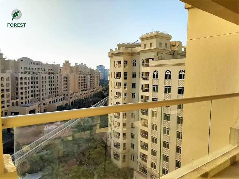 14 Large 1 Bedroom with Park View on High Floor