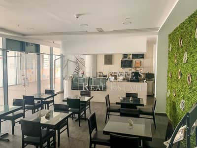 Shop for Sale in Business Bay, Dubai - Furnished  Coffee  Shop  for Sale - Damac Tower, Business Bay