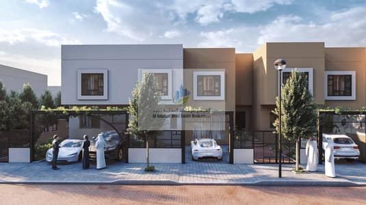 3 Bedroom Villa for Sale in Al Rahmaniya, Sharjah - Just 4000 AED monthly installment