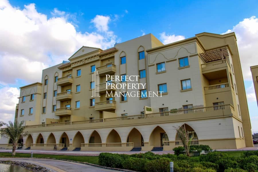 20 Excellent Apartment  for Rent in Yasmin Village only 28000/- AED Yearly.. Hurry Up Don't miss the Deal!!!