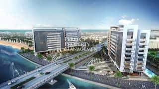 شقة في مساكن جاتواي میناء العرب 1 غرف 823538 درهم - 3822175