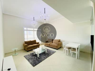 فلیٹ 1 غرفة نوم للايجار في أرجان، دبي - Massive Furnished 1Bed | Ready to Move In