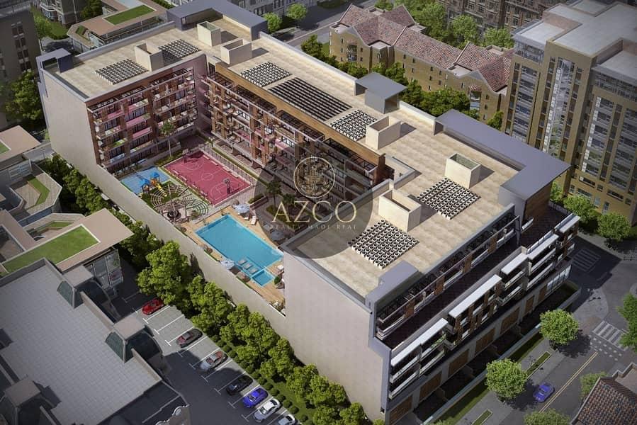 20 1BHK Apartment | Extra Study Room | 10 Year PPlan