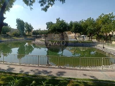 تاون هاوس 3 غرف نوم للايجار في الينابيع، دبي - 3M l upgraded extended l back 2 pool park and lake l book