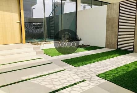 3 Bedroom Townhouse for Rent in Jumeirah Village Circle (JVC), Dubai - High End Finishing | 3BR With Maid Park Facing