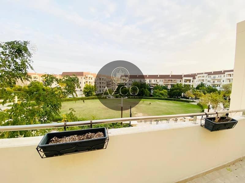 Huge Garden Facing Balcony || Upgraded Appliances