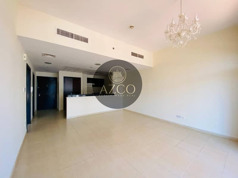 Huge Size 1 Bedroom With Balcony In JVC   Just 45k