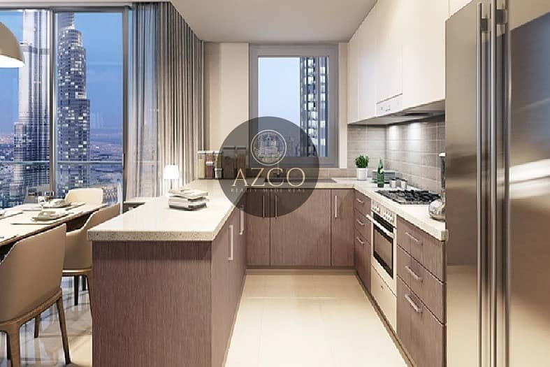 2 UNIQUE AND UPSCALE 1BHK | ELEGANCE AND COMFORT IN ONE | EASY PAYMENT PLAN | CALL NOW