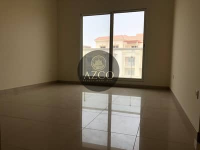3 Bedroom Flat for Rent in Jumeirah Village Circle (JVC), Dubai - Decent Size 3 BR with Maid room Close Huge Kitchen.