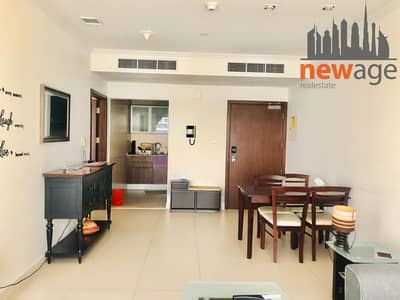 1 Bedroom Flat for Rent in Jumeirah Lake Towers (JLT), Dubai - Fully Furnished 1 BHK For RENT in Goldcrest Executive