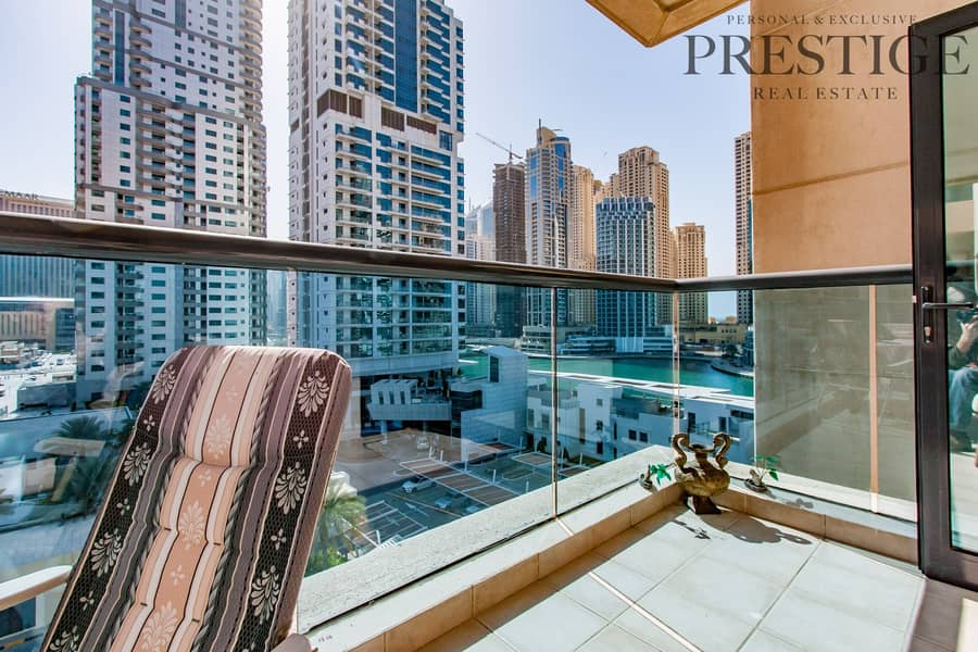 18 Fully Furnished 2 BR APT in Dubai Marina