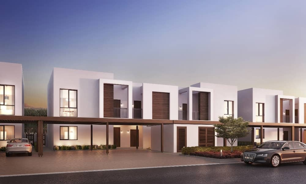 2 Amazing townhouse in Al Ghadeer phase  2