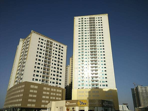 Distress Deal, 1 Bedroom Hall , Ajman Pearl Towers