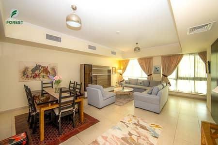 فلیٹ 2 غرفة نوم للايجار في دبي مارينا، دبي - Exclusive Fully Furnished 2 Bedrooms   Vacant