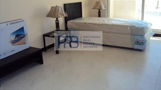 Fully Furnished Spacious Studio Apartment in JVC