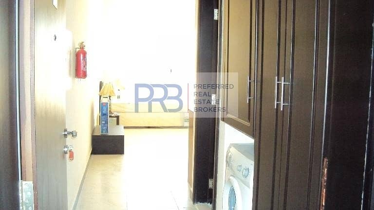 2 Fully Furnished Spacious Studio Apartment in JVC