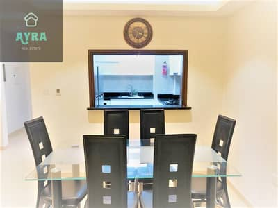 1 Bedroom Flat for Rent in Jumeirah Village Circle (JVC), Dubai - HIGH PREMIUM LEVEL OF ONE BEDROOM WITH BIG MAIDS ROOM FOR JUST 57K!