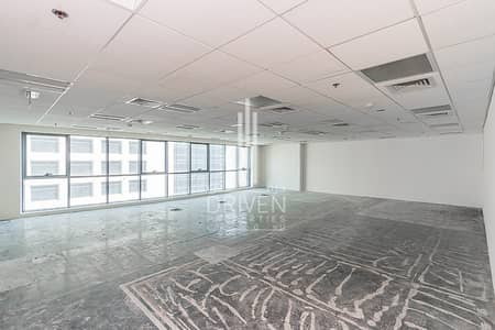 Semi-fitted bright office space in TECOM