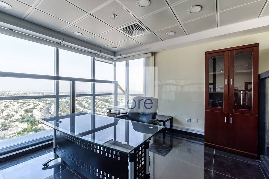 2  furnished office located on JBC5