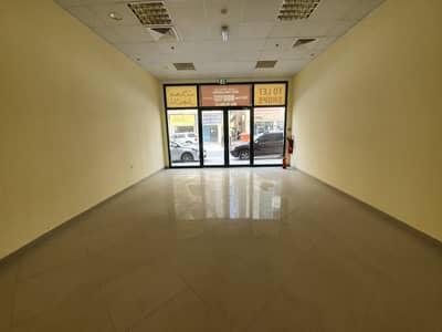 محل تجاري  للايجار في بوطينة، الشارقة - 12 chqs limited offer | Elegant Shop in Butina