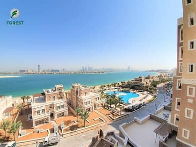فلیٹ 3 غرف نوم للايجار في نخلة جميرا، دبي - Brand New 3 BR with Palm Jumeirah and Sea Views