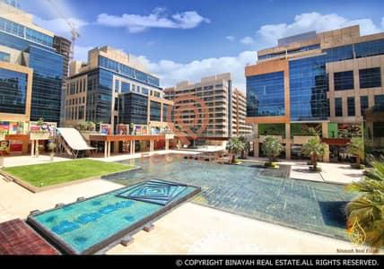 فلیٹ 1 غرفة نوم للايجار في الخليج التجاري، دبي - One Month Free- Huge Terrace- Multiple CHQs