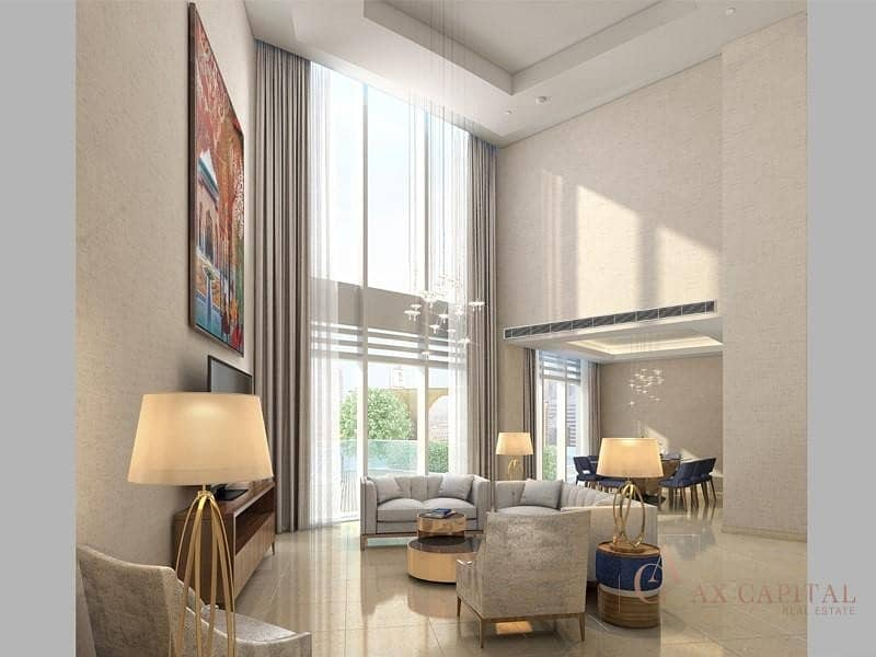 14 Burj Khalifa View I Close to Dubai Mall I 3 Bedroom Apartment