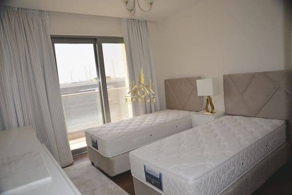 10 Fully Furnished 3 Beds Plus Study | Manazel Al Khor | jaddaf