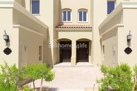 3 Bedroom Townhouse for Rent in Serena, Dubai - Type c