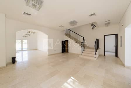 فیلا 5 غرف نوم للايجار في ذا فيلا، دبي - Type A2 Villa | Maid's Room | Swimming Pool