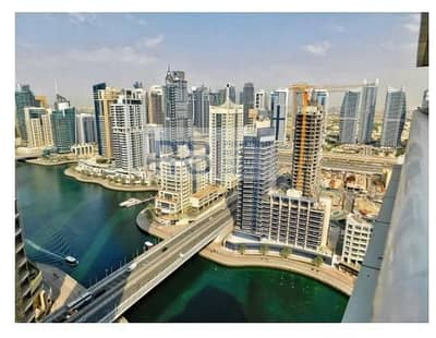 1 Bedroom Apartment for Sale in Dubai Marina, Dubai - Amazing Marina View/ 1Br Continental Tower Marina