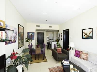 1 Bedroom Flat for Rent in Dubai Marina, Dubai - Mid Floor | Unfurnished 1 B/R | Great Location