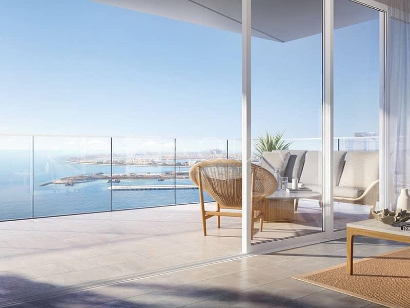 2 Resale Sea View 3 Bedroom Apartment In La Vie