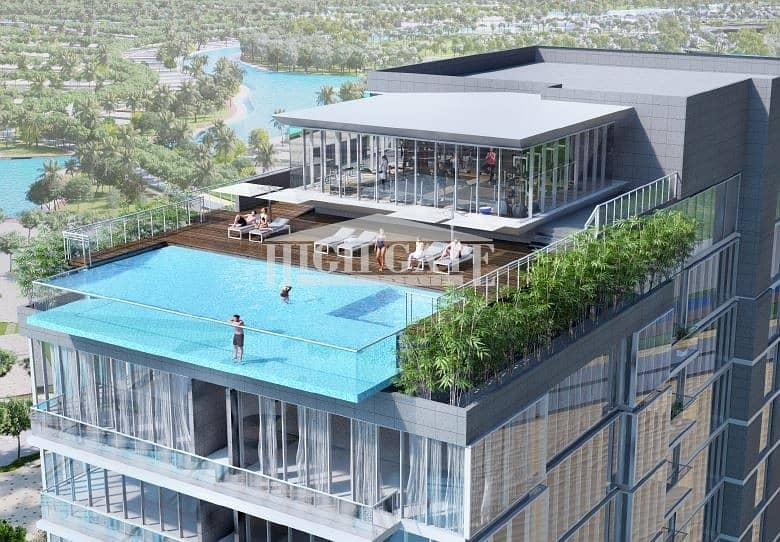 2 NEW TOWER LAUNCHED! LIVE NEAR CRYSTAL LAGOON