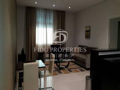 Fully Furnished | Large 1 bed  | High Floor