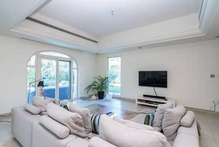5 Bedroom Villa for Rent in Dubai Sports City, Dubai - Secluded Family Villa with Bali Retreat Feel