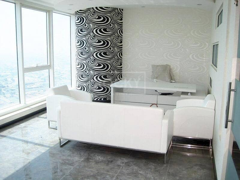 2 Fitted and Furnished | Office | Business Bay
