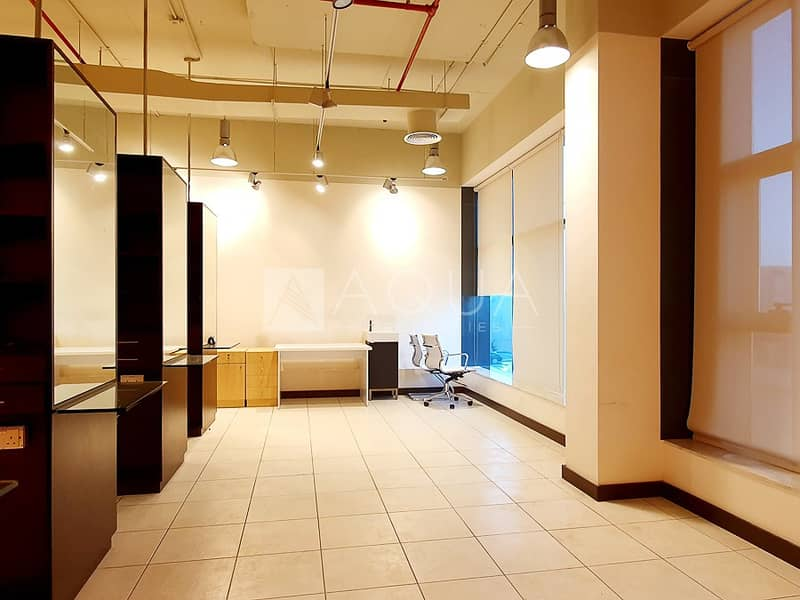 Fitted Office Ideal for Salon Use | Al Wasl Rd