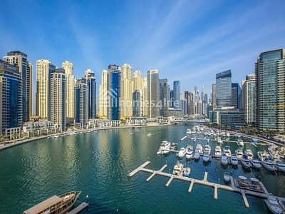 100% Full Marina View | Luxury Furnished
