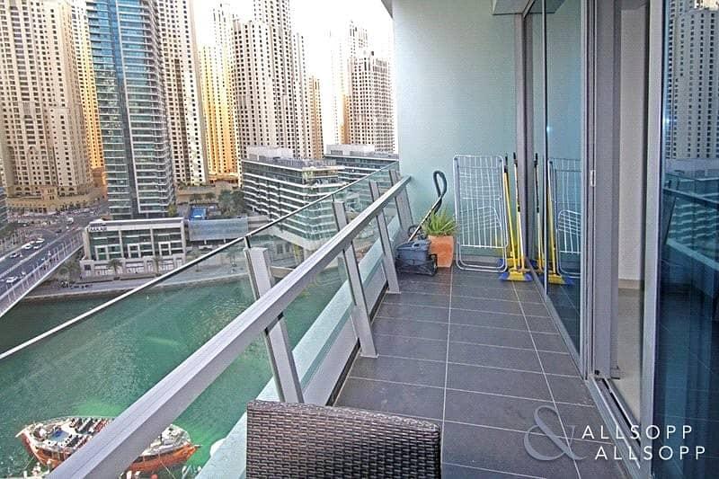 Studio | Marina Views | Balcony | Modern