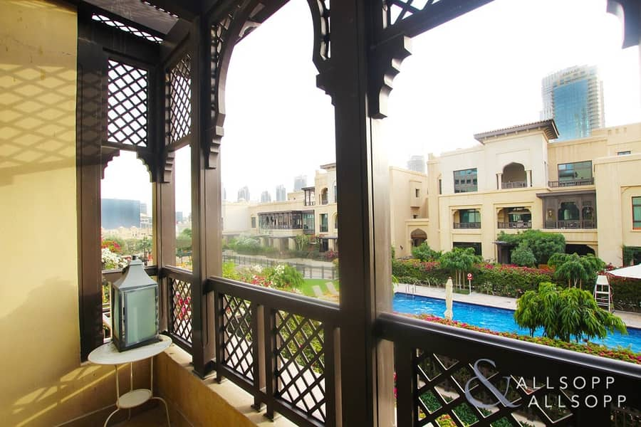 Tajer | Pool View | Vacant On Transfer