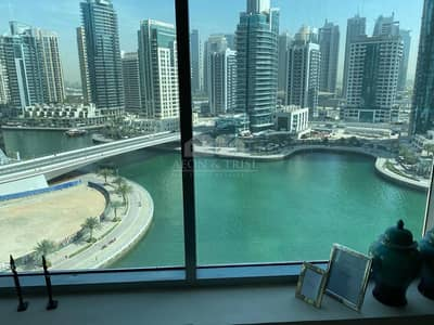 2 Bedroom Flat for Sale in Dubai Marina, Dubai - Excellent Location | Stunning Marina View| Large 2 BR
