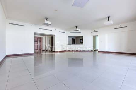 3 Bedroom Flat for Rent in Palm Jumeirah, Dubai - Sought After A Type   Vacant Now