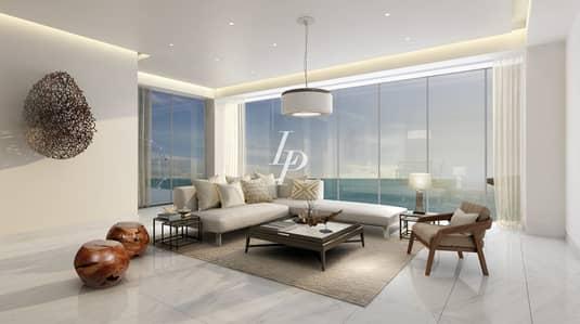 فلیٹ 2 غرفة نوم للبيع في جميرا بيتش ريزيدنس، دبي - Stunning Apartment|Full Sea Views|High Floor