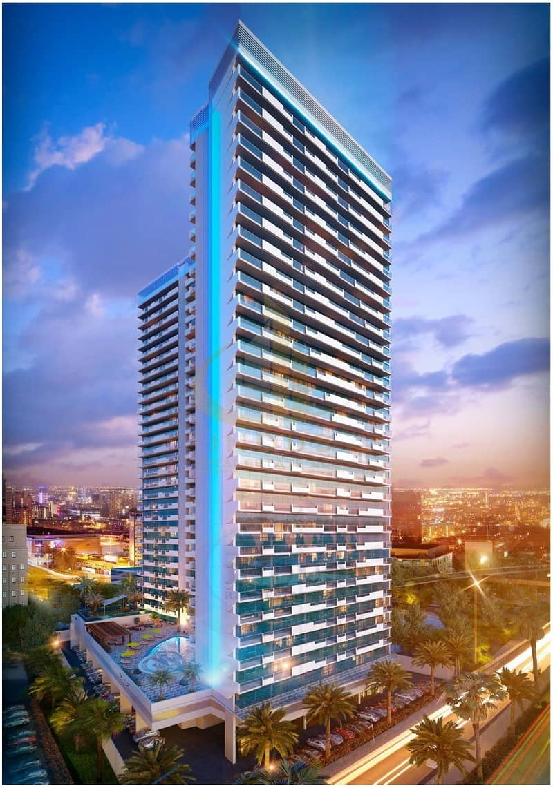 The Luxury Urban Living at Merano from AED 544K