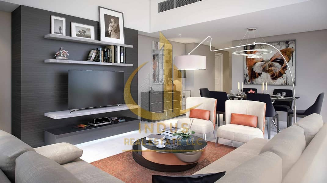 2 The Luxury Urban Living at Merano from AED 544K