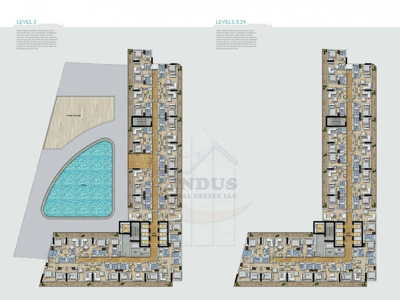 10 The Luxury Urban Living at Merano from AED 544K